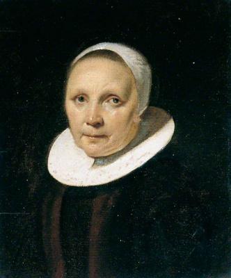 Gerrit (Gerard) Dow. The artist's mother