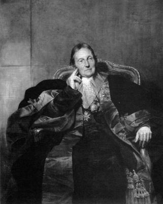 Paul Delaroche. Marquis