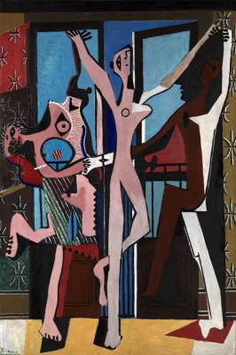 Пабло Пикассо. Танец