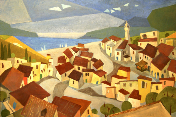 Alan Albegov. Oran