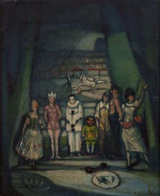 Federico Beltran Masses. Circus