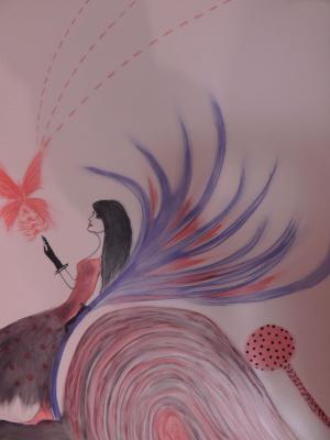 Asya Alibala gizi Hajizadeh. Wi-Fi
