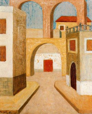 Мануэль Гиль. Улица