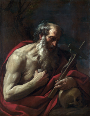 Guido Reni. Saint Jerome