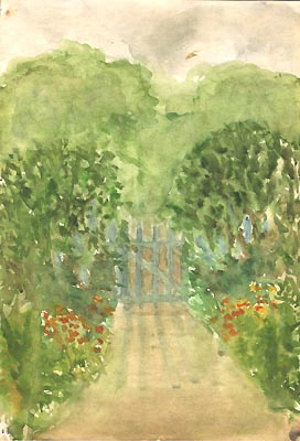 Natalya Garber. Gate