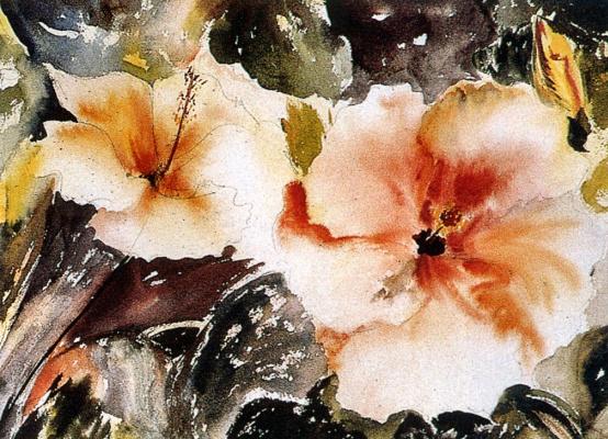 Джейн Мэри Саборио. Цветы