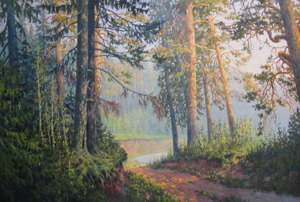 Андрей Николаевич Свинин. Утро бабьего лета