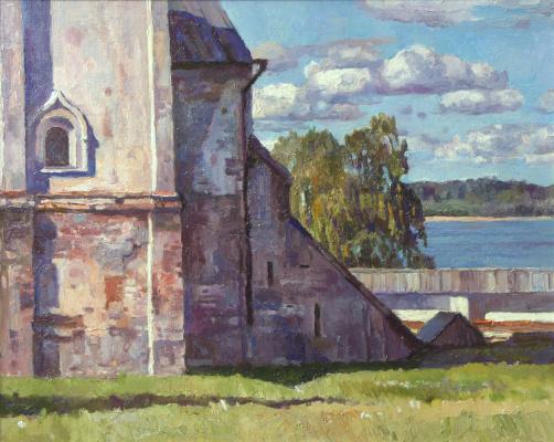 Oleg Borisovich Zakharov. Walls and space.