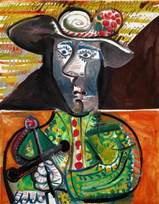 Pablo Picasso. Le Matador