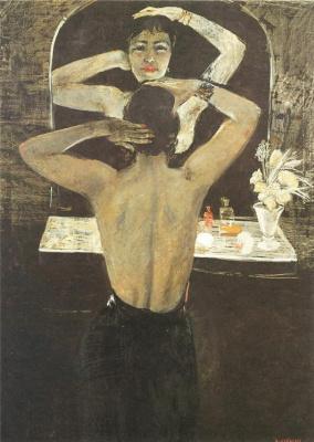 Alexander Alexandrovich Deineka. Night