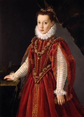 Sofonisba Anguissola. Portrait of a girl