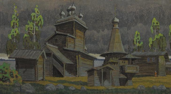 VALERIY VLADIMIROVICH KOMAROV. THE MAJESTY OF THE NORTH.