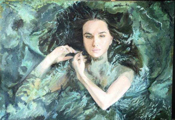 Valeria Petrova. Ophelia
