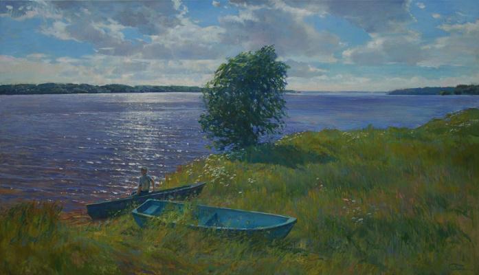 Ljubov Belych. The expiring July