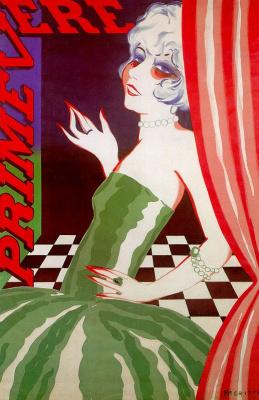 René Magritte. Primrose