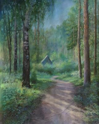 Ольга Акрилова. Forest