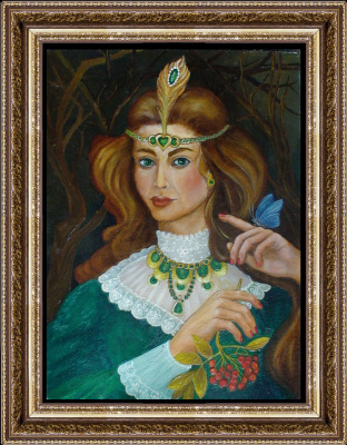 Vladimir Pavlovich Parkin. Mistress of Copper Mountain or Lady Emerald - Mistress of Copper Mountain or lady Emerald