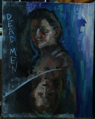 Anastasia Shemet. DEAD MEN