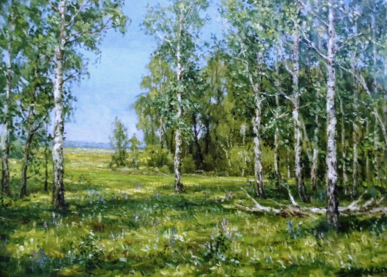 Victor Vladimirovich Kuryanov. And quiet and light