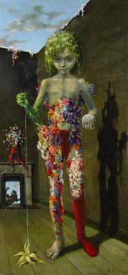 Доротея Таннинг. Волшебная игра цветов