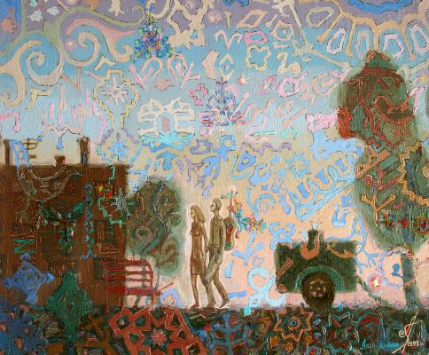 Алексей Петрович Акиндинов. Evening date patterns