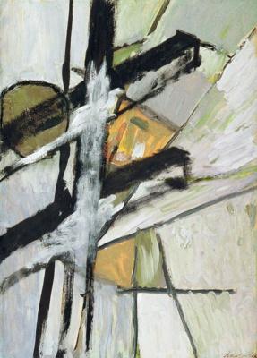 Vladimir Igorevich Yakovlev. Composition with cross