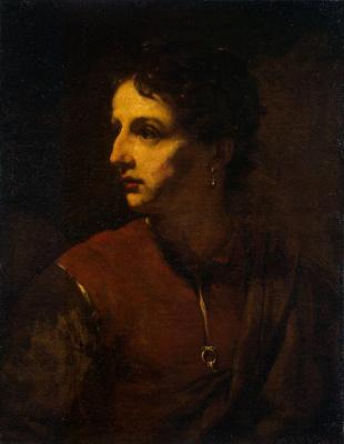 Пьетро Новелли. Портрет молодого человека с серьгой