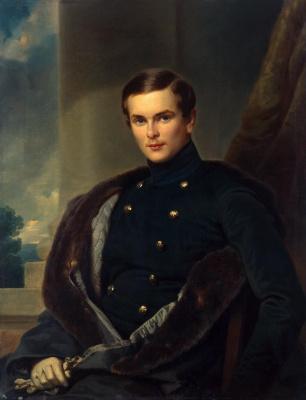 Franz Kruger. Portrait Of Fersen