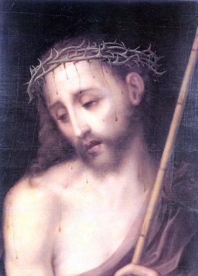 Луис де Моралес. Муки Христа