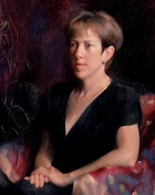 Мэри Минифи. Альберта