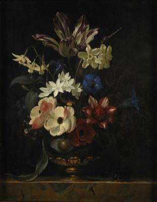 Виллем ван Алст. Ваза с цветами