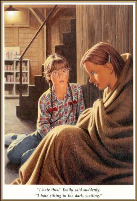 Ник Баскет. Американская девочка Молли. Четвертая книга о Молли 06
