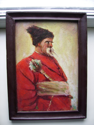 Иван Васильевич Конопкин. Козак ?