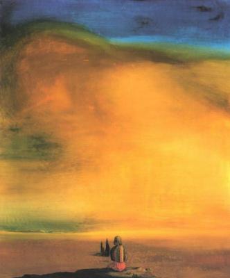 Salvador Dali. Sugar Sphinx