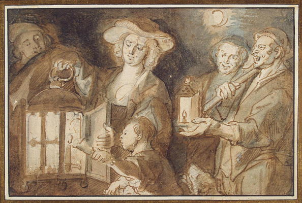 Jacob Jordaens. Allegory of the succession of generations