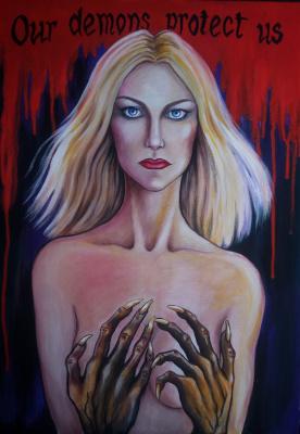 Varvara Valeryevna Krysanova. Our demons protect us
