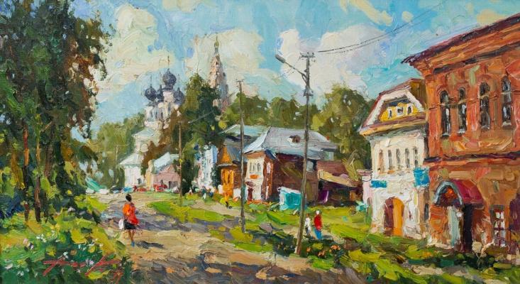 Константин Долгашев. Сусанино