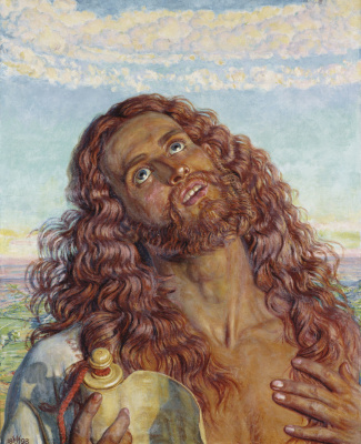 William Holman Hunt. The Messiah