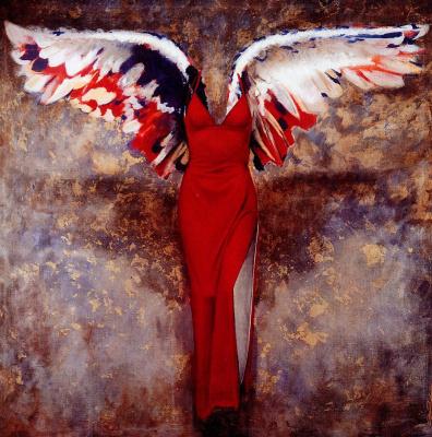 Жероен Буитенман. Крылья