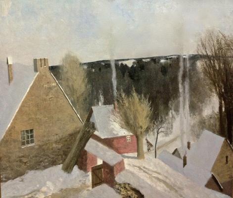 Андрей Ревазович Кетиладзе. Зима в горах