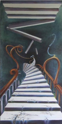 Vladimir Vladimirovich Belyaev. Ladder of doubt