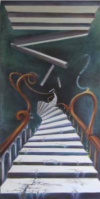 Vladimir Vladimirovich Belyaev. Ladder of doubt