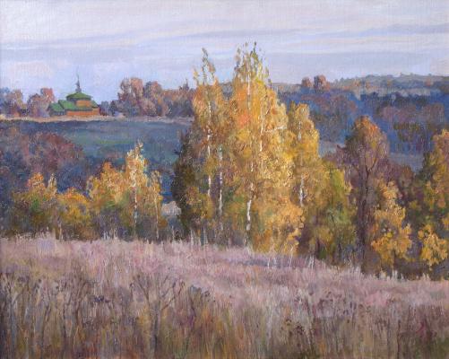 Oleg Borisovich Zakharov. Earlier in the morning malach