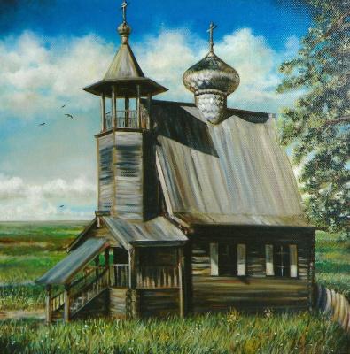 Margarita Anatolievna Chakova. Temple of the Holy Spirit