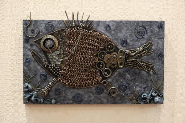 Alina yanovna balandina. Fish