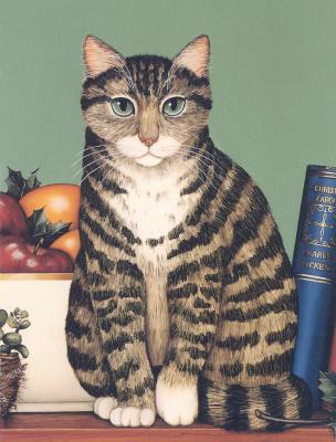 Державы Сьюзен. Рождественский кот