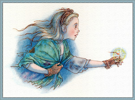 Эрин Аугенстин. Девочка со спичками 11