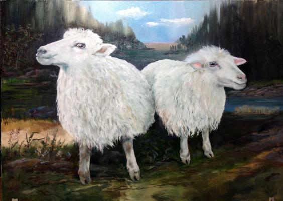 Sergey Valentinovich Karetnikov. Sheep