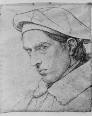 Johann Friedrich Overbeck. Self-portrait
