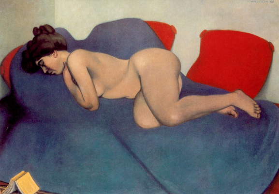 Felix Vallotton. Sleep